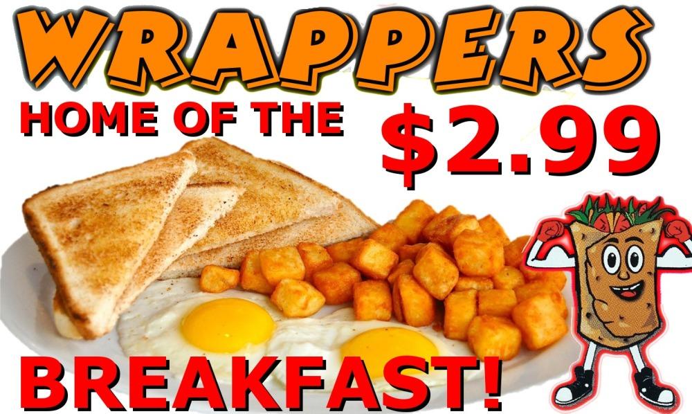 299 breakfast