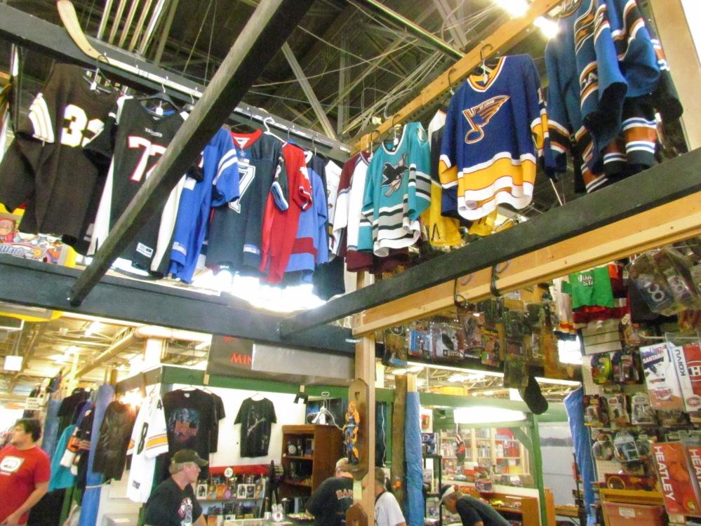 Collectables, NHL jerseys gibraltar market london ontario