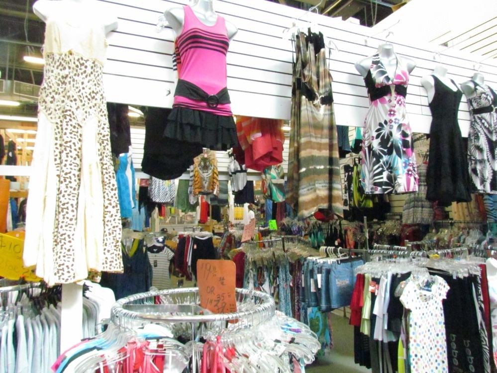 Fashion Dresses Gibraltar Market