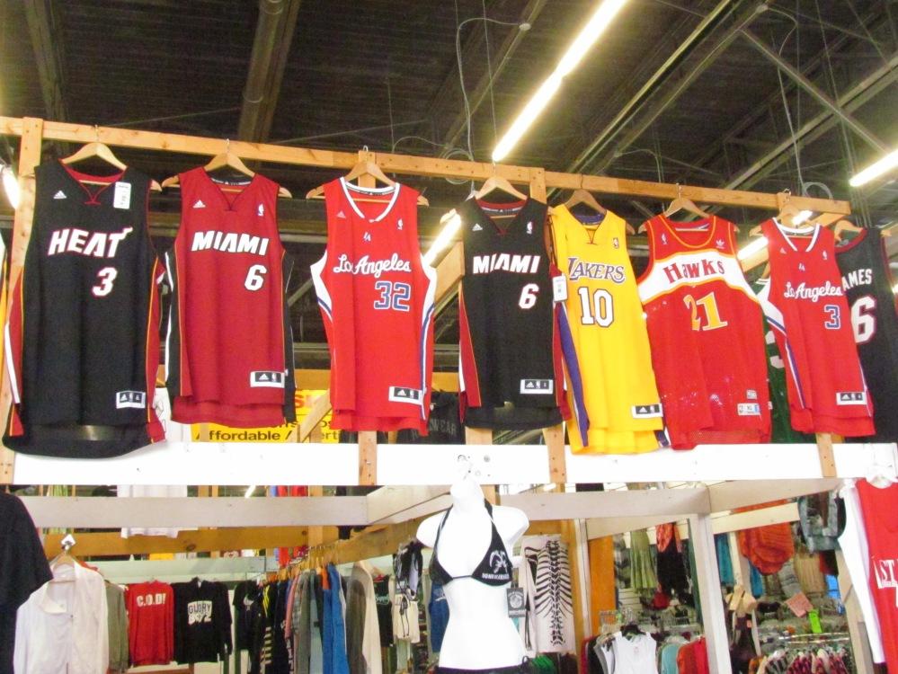 NBA Jerseys Gibraltar Market