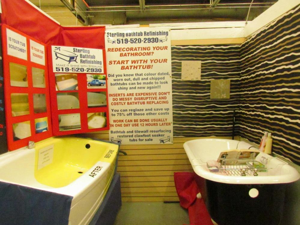 Sterling Bath at Gibraltar Weekend Market London Ontario