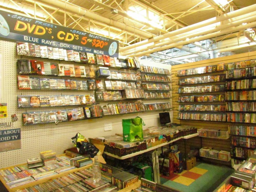 The DVD Guy Gibraltar Weekend Market London Ontario